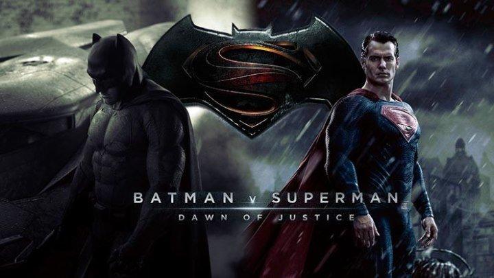 Бэтмен против Супермена_Бой с Думсдеем