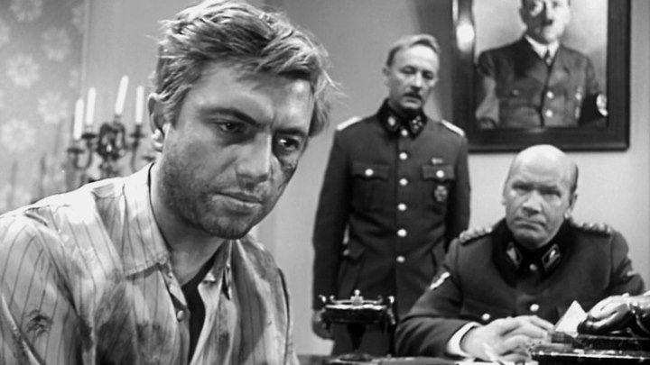Майор Вихрь (1967) Евгений Ташков _ Военный, Приключения, Советский фильм