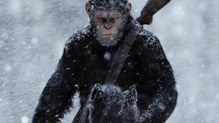 Планета обезьян׃ Война [Обзор] ⁄ Война планеты обезьян 2017 [Русский Трейлер 2]