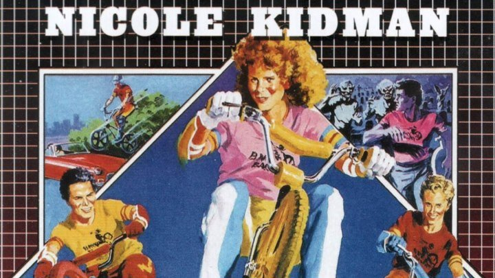 Бандиты на велосипедах (1983) драма, криминал, приключения HDRip от Generalfilm MVO Николь Кидман, Дэвид Арге, Джон Лей, Анджело Д`Анджело, Джеймс Лагтон