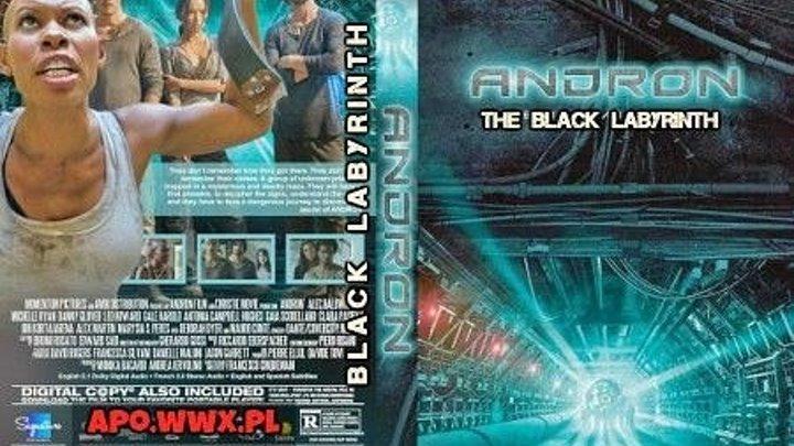 Андрон – Чёрный лабиринт (2016) смотреть онлайн бесплатно