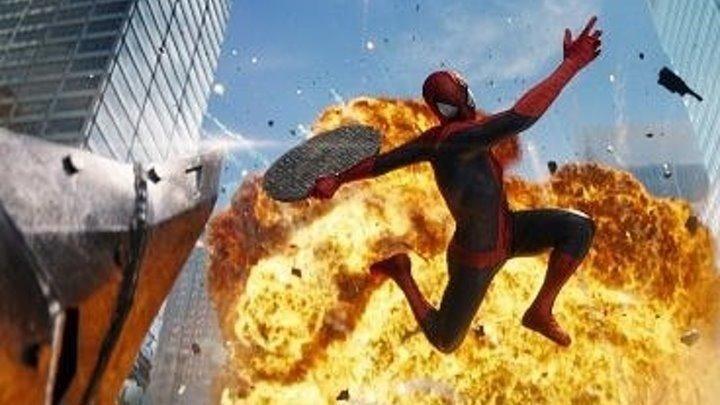 Новый Человек-паук_ Высокое напряжение Фэнтези, Боевик, Приключения