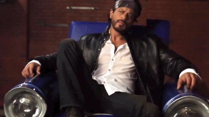 "На съемочной площадке фильма Dilwale ""SRK навсегда"""