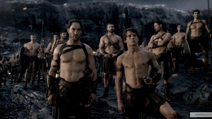 300 Спартанцев.Расцвет Империи 2014