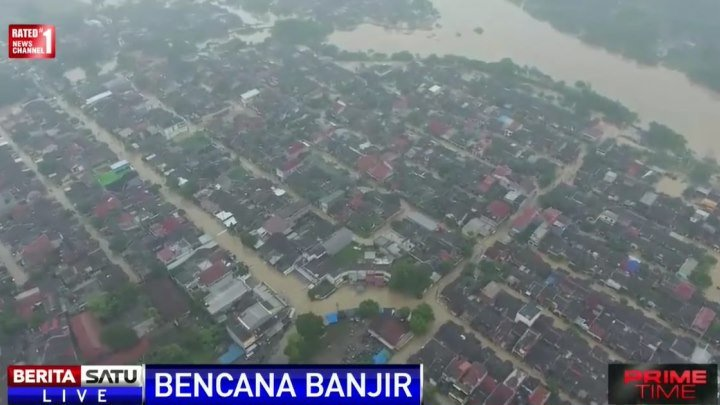 Индонезия. Дождь. 13 ноября 2016 ~ 29 ноября 2016.