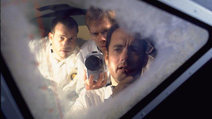 Аполлон 13 (приключенческая драма с Томом Хэнксом) | США, 1995