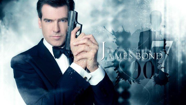 Джеймс Бонд Агент 007 (2012).HD Координаты «Скайфолл» (Дэниэл Крэйг)