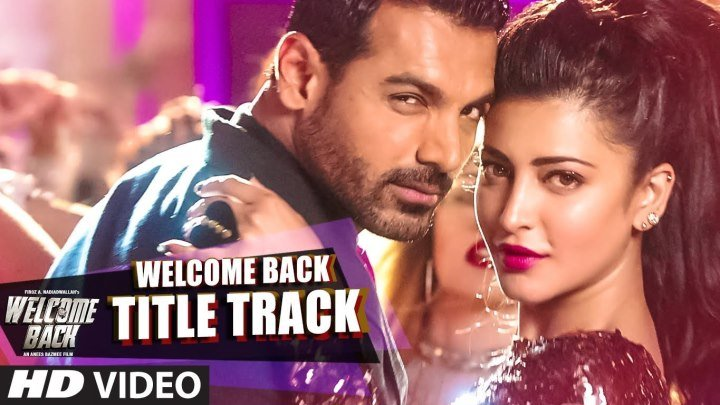 Welcome Back (Title Track) VIDEO Song - Mika Singh ¦ John Abraham ¦ Welcome Back ¦ T-Series