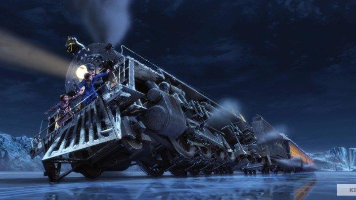 Полярный экспресс HD(Приключенческий фильм)2004 (6+)