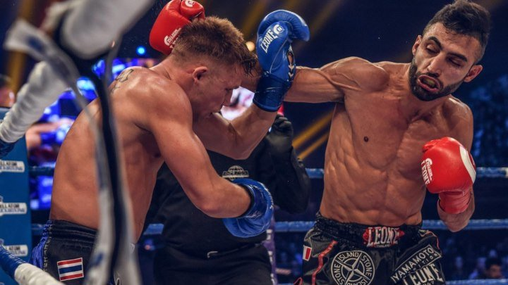 Giorgio Petrosyan vs Jordan Watson