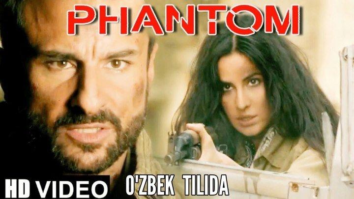 Fanton ( Hind Kino O'zbek Tilida ) 2016