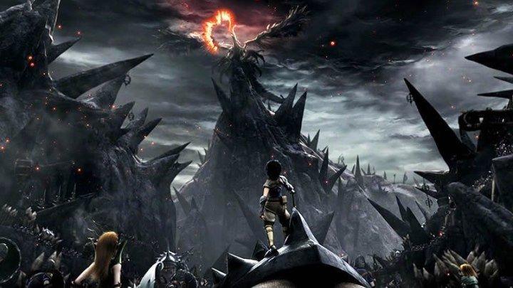 """""""Гнездо дракона"""" Dragon Nest: Warriors' Dawn. Фэнтези, Приключения, Семейный."""