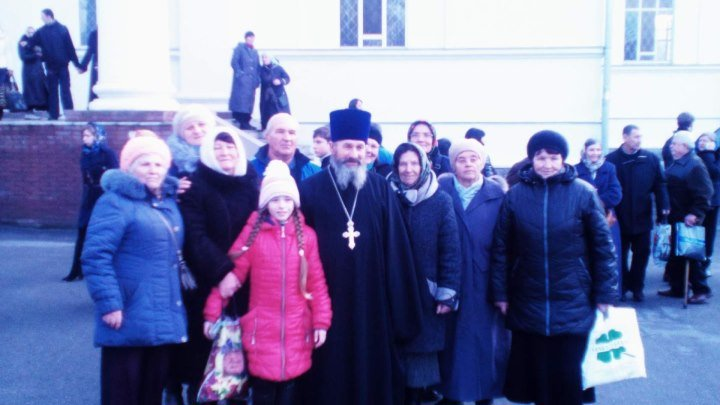 Поездка в Херсон, Свято-Духовский Собор .