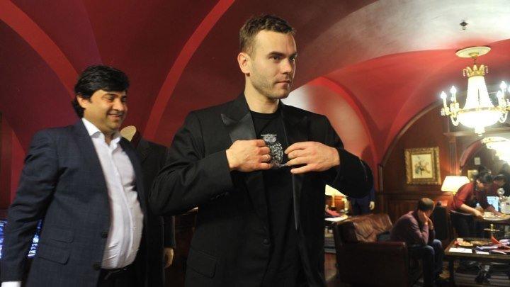 Джентльмен года: смокинг для Игоря Акинфеева