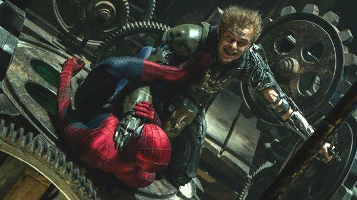 Человек-паук против Зелёного Гоблина. Финальная битва. Новый Человек-паук_ Высок