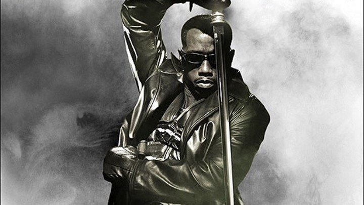 Трейлер к фильму - Blade 3_ Trinity 2004 фантастика, триллер, ужасы
