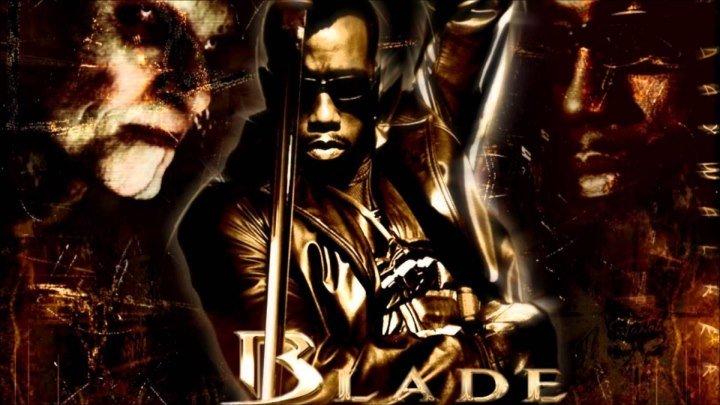 Блэйд 1998 ужасы, боевик, триллер