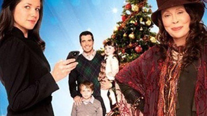 новогодняя мелодрама _ День благодарения/ (2010) A Family Thanksgiving Жанр: Комедия, Мелодрама, Фантастика.