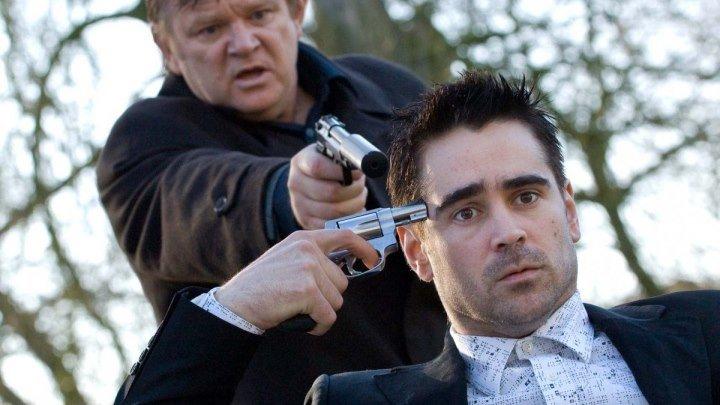 Залечь на дно в Брюгге (2007) комедия, криминал
