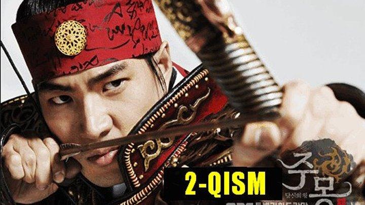 Jumong afsonasi 2 Qism (Uzbek tilida) HD