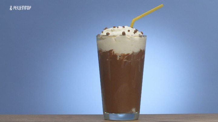 Шоколадный коктейль [Рецепты от Рецептор]