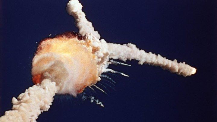 Секунды до катастрофы — Взрыв космического корабля (Документальные фильмы, передачи HD)