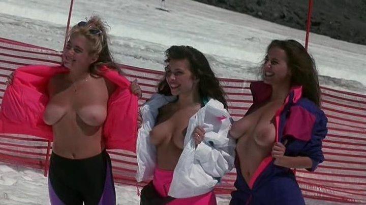 Лыжная школа (1991) комедия