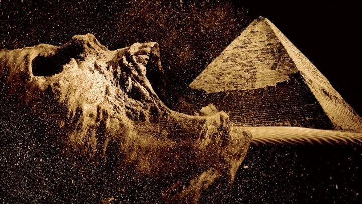 Трейлер к фильму - Пирамида 2014 ужасы, триллер