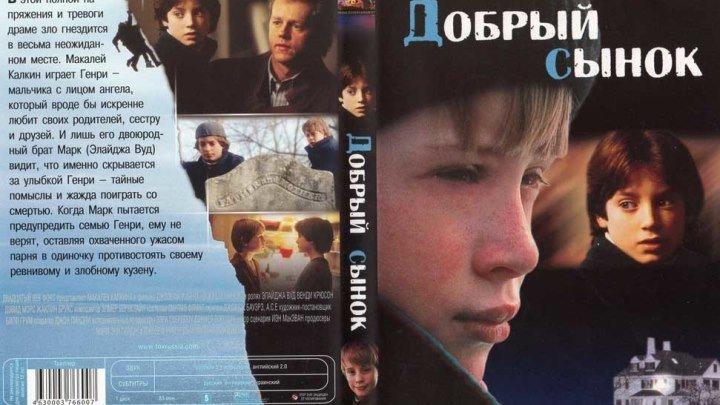Добрый сынок (1993) Драма, Триллер.