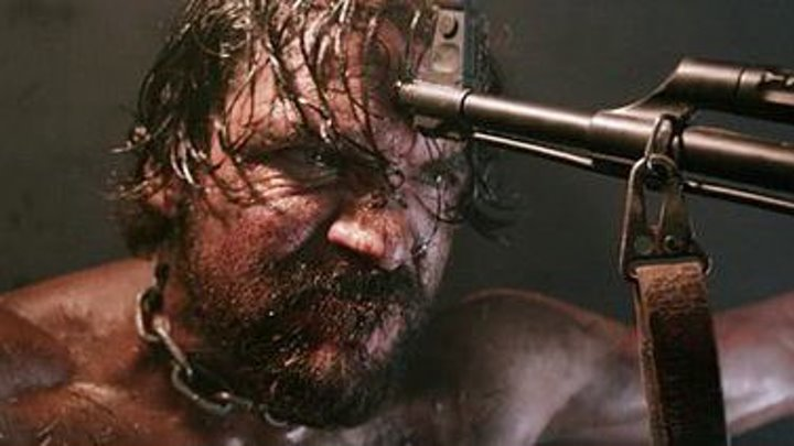 Хроники мстителя (2016) боевик