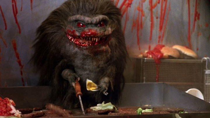 Зубастики 2: Основное блюдо HD(ужасы, фантастика, триллер, комедия)1988 (12+)