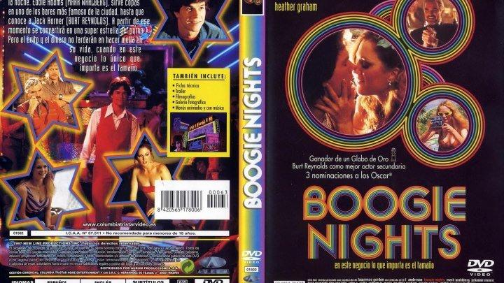 Ночи в стиле буги (1997) Драма, Биография.