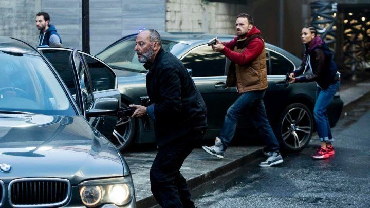 Антиганг (2015) боевик, драма, ...