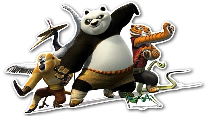 Kung Fu Panda. Secrets of the Masters.2011.