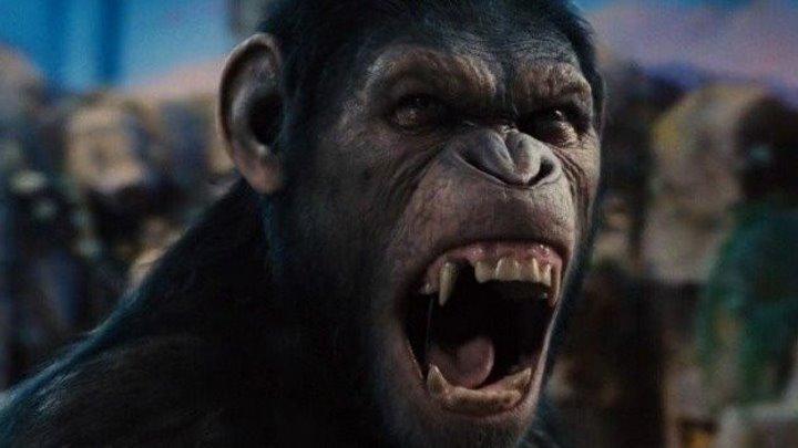 Планета обезьян Война – Русский Трейлер (2017)