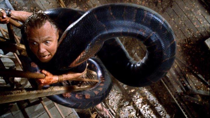 """""""Анаконда"""" Anaconda. HD Триллер, Ужасы, Приключения, Боевик."""