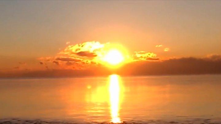 Поронайск – город утренней зари... Залив Терпения. 19 декабря 2016 ✔ ГАПОНОВ ТВ
