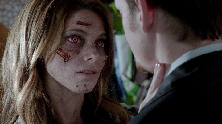 Моя девушка–зомби (2014).HD