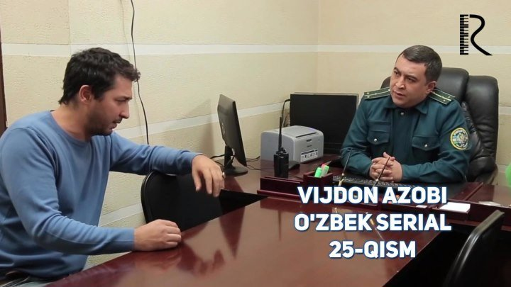 Vijdon azobi (o'zbek serial) | Виждон азоби (узбек сериал) 25-qism