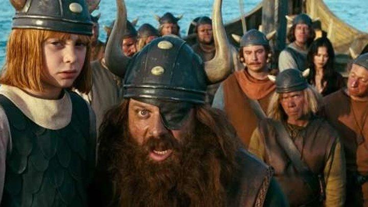 Вики, маленький викинг (2009) Боевик, Комедия, Приключенческий, Семейный