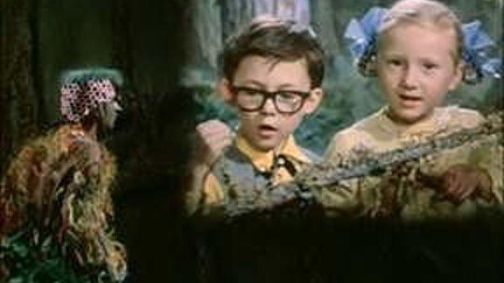 Новогодние приключения Маши и Вити (1975), фэнтези, семейный, музыка