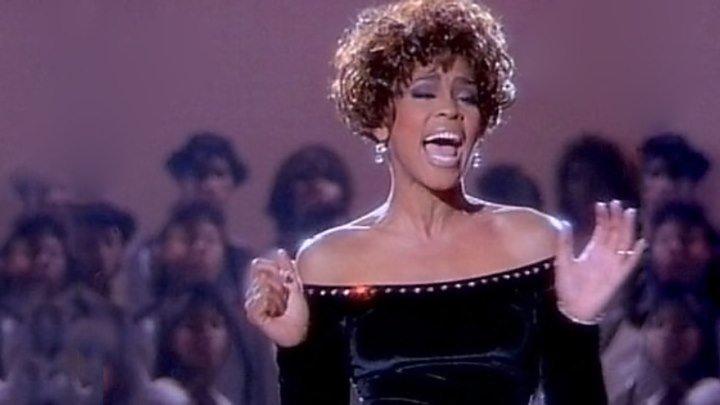 "Whitney Houston - ""All The Man That I Need"" 1990."