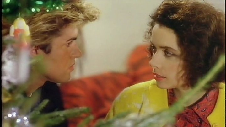 "George Michael & Wham! - ""Last Christmas"" 1985 (1986)."