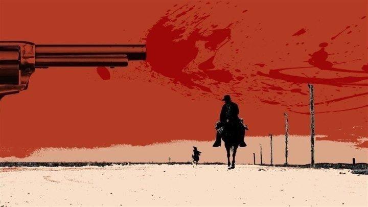 В долине насилия. 2016. HD. Вестерн