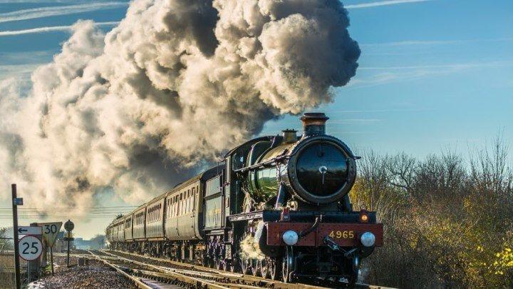 Украинец поражён Россией и её отсталыми поездами