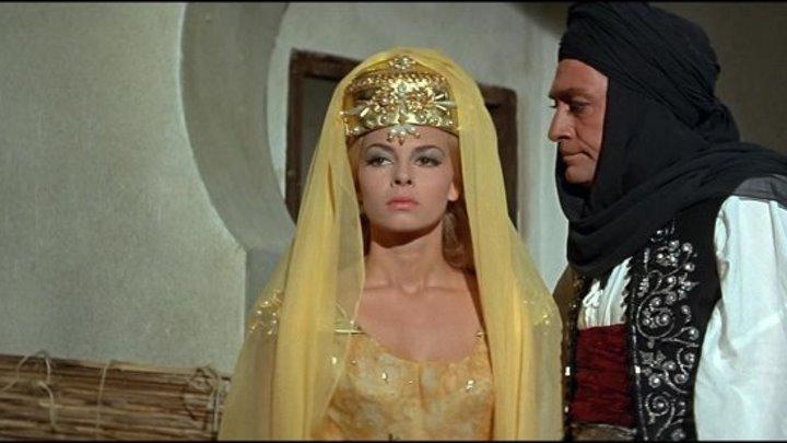 Анжелика и султан фильм 5_ Angélique et le sultan (1968)