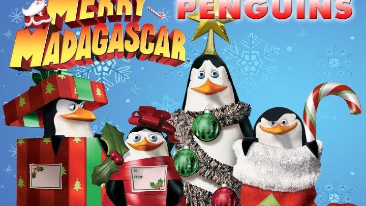 Операция с Новым Годом Пингвины с Мадагаскара