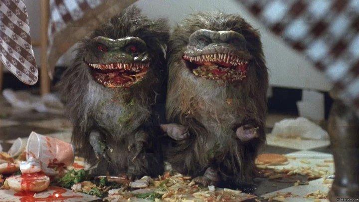 Зубастики 2: Основное блюдо 1988 ужасы, фантастика, триллер, комедия