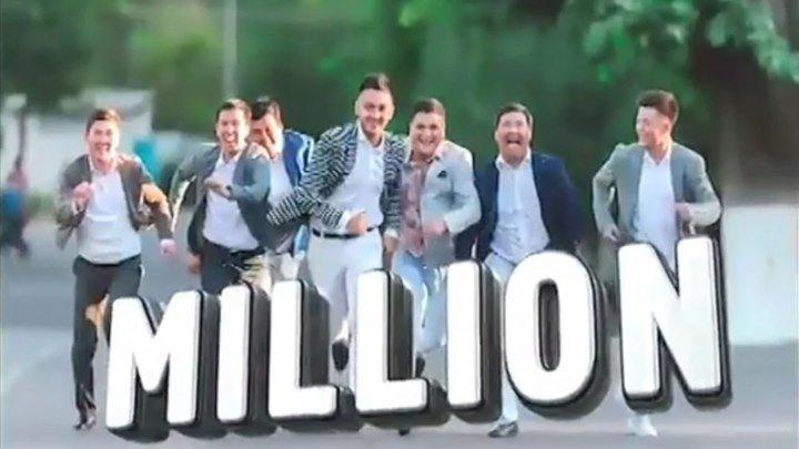 MILLION JAMOASI KONSERT (TREYLER) 2016