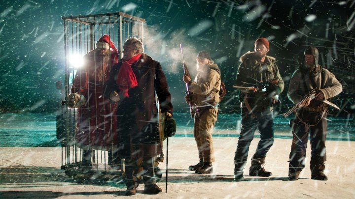 Санта на продажу (2010) ужасы, фэнтези. 18+